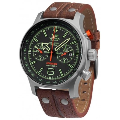 Vostok Europe Expedition North Pole-1 6S21-595H299